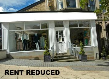Thumbnail Retail premises to let in Cheltenham Crescent, Harrogate
