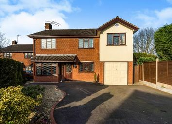 Thumbnail 4 bed detached house for sale in Yellowhammer Court, Kidderminster, Worcestershire
