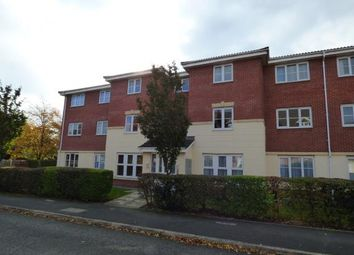 Thumbnail 2 bedroom flat for sale in William Foden Close, Sandbach, Cheshire