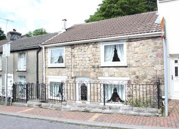 Thumbnail 3 bed cottage for sale in Gurnos Road, Ystalyfera, Swansea