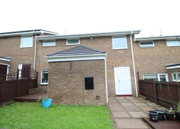 Thumbnail 3 bed terraced house for sale in Mount Pleasant Court, Newcastle Upon Tyne