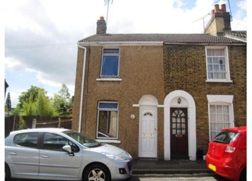 Thumbnail 2 bed end terrace house to rent in Baker Street, Rochester