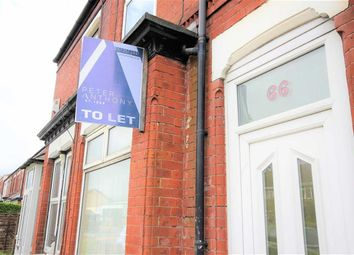 Thumbnail 3 bedroom terraced house to rent in Reddish Road, Stockport, Cheshire