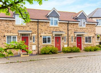 Thumbnail 2 bed terraced house for sale in Bawlins, St. Neots