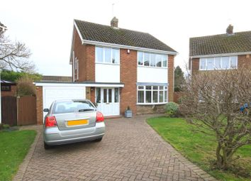 Thumbnail 4 bed detached house for sale in Woodview, Sprotbrough, Doncaster