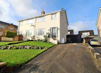 3 bed semi-detached house for sale in South Drive, Llantrisant, Pontyclun, Rhondda, Cynon, Taff. CF72