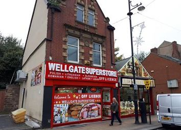 Thumbnail Commercial property for sale in 32-34 Wellgate, Rotherham