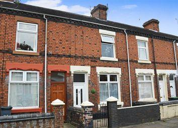 Thumbnail 2 bedroom terraced house for sale in Gibson Street, Tunstall, Stoke-On-Trent