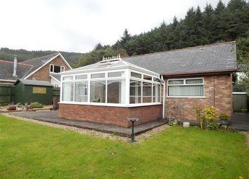 Thumbnail 2 bed detached bungalow for sale in Ty Canol, Cwm Farm Road, Abertillery