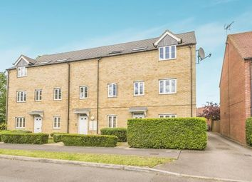 Thumbnail 2 bed flat for sale in Haybluff Drive, Stevenage, Hertfordshire, England