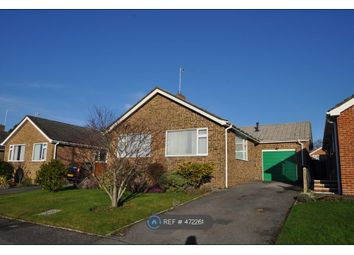 Thumbnail 2 bed bungalow to rent in Byron Road, Wimborne