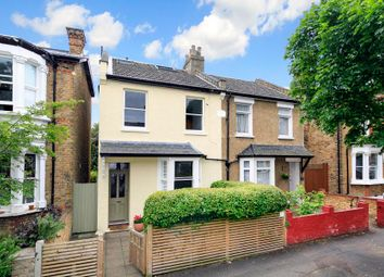 Thumbnail 3 bed semi-detached house to rent in Windsor Road, Teddington