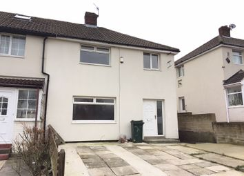 Thumbnail 3 bed semi-detached house for sale in Parkway, Bradford