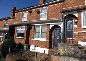 Thumbnail 2 bed terraced house to rent in Denbigh Road, Tunbridge Wells
