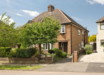 Thumbnail 4 bed semi-detached house for sale in Cottenham Park Road, London