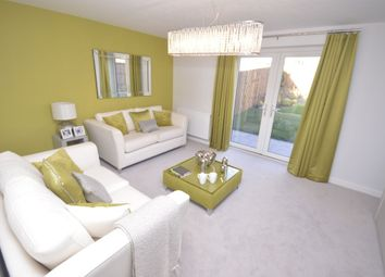 Thumbnail 3 bed detached house for sale in The Violet, Bucknall Grange, Eaves Lane, Stoke-On-Trent