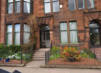 Thumbnail 3 bed flat for sale in Darnley Road, Pollokshields Glasgow