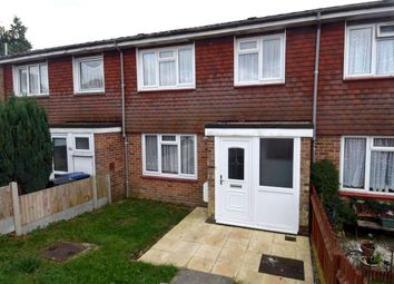 Thumbnail 3 bed terraced house for sale in Heath Close, Sturry, Canterbury