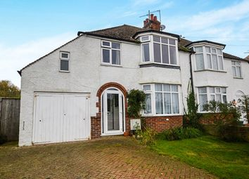Thumbnail 3 bed semi-detached house for sale in New Winchelsea Road, Rye