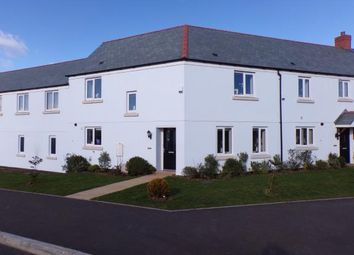 Thumbnail 4 bed terraced house for sale in North Tawton, Devon