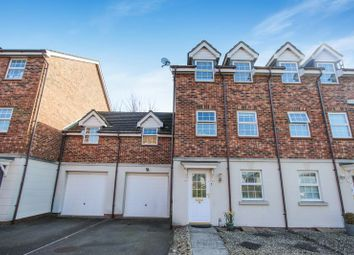 Thumbnail 4 bed semi-detached house for sale in Avro Close, Southampton