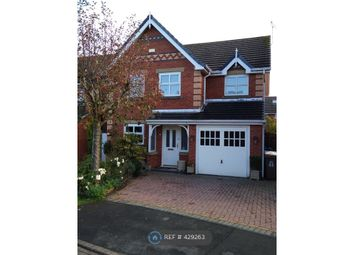 Thumbnail 4 bedroom detached house to rent in Victoria Park Avenue, Leyland