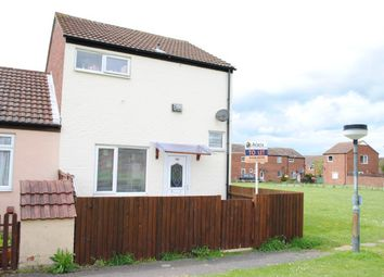 Thumbnail 2 bed end terrace house to rent in Aureole Walk, Newmarket