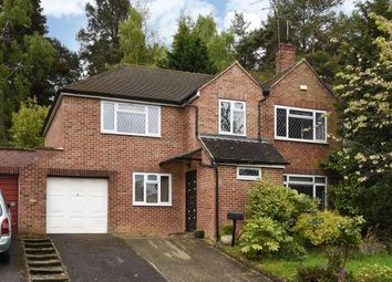 Thumbnail 4 bed semi-detached house for sale in Arundel Road, Camberley, Surrey