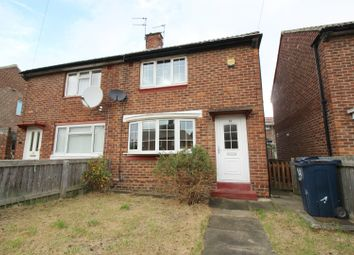 Thumbnail 2 bedroom semi-detached house for sale in Norton Road, Sunderland, Tyne And Wear