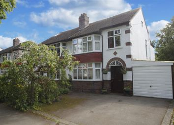 Thumbnail 3 bed semi-detached house for sale in Lime Avenue, Lillington, Leamington Spa