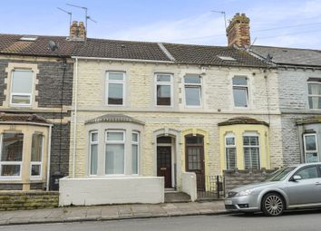Thumbnail 4 bedroom terraced house for sale in Marion Street, Splott, Cardiff