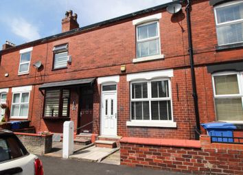 2 bed terraced house for sale in Regent Road, Stockport SK2