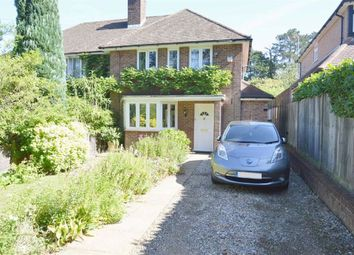 Thumbnail 3 bed semi-detached house to rent in Rickman Hill, Coulsdon, Surrey