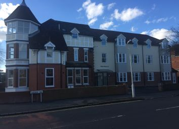 Thumbnail 2 bed flat to rent in Cheriton Road, Folkestone, Kent