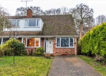 Thumbnail 3 bed semi-detached house for sale in Kiln Ride, Upper Basildon, Reading