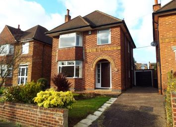 Thumbnail 3 bed detached house for sale in Bankfield Drive, Bramcote, Nottingham, Nottinghamshire