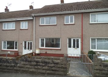 Thumbnail 3 bed terraced house for sale in Brook Street, Bridgend