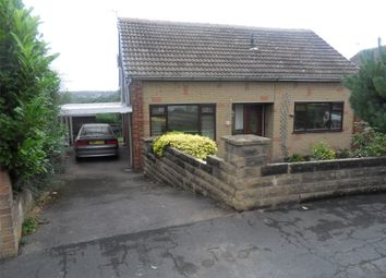 Thumbnail 4 bed detached bungalow for sale in Moor Park Gardens, Dewsbury, West Yorkshire