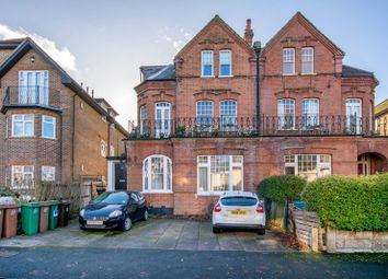 Thumbnail 2 bed flat for sale in Egmont Road, Sutton