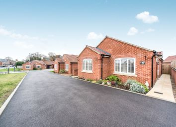Thumbnail 2 bed detached bungalow for sale in Teulon Close, Hopton, Great Yarmouth