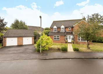 Thumbnail 5 bed detached house for sale in Farriers Close, Bramley, Tadley