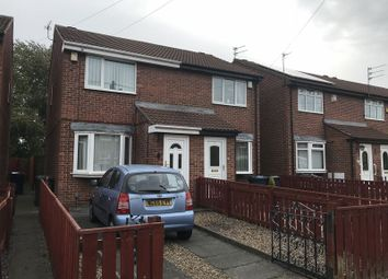Thumbnail 2 bed semi-detached house for sale in Northbourne Road, Jarrow