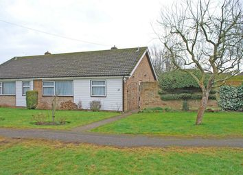 Thumbnail 2 bed semi-detached bungalow for sale in Pollards Close, Wilstead, Bedfordshire
