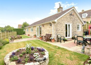 Thumbnail 3 bed detached bungalow for sale in Purbeck Close, Uploders, Bridport, Dorset