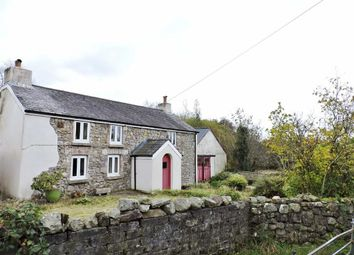 Thumbnail 4 bedroom detached house for sale in Cwmgiedd, Ystradgynlais, Swansea