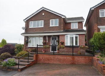 Thumbnail 4 bed detached house for sale in Coupland Close, Oldham