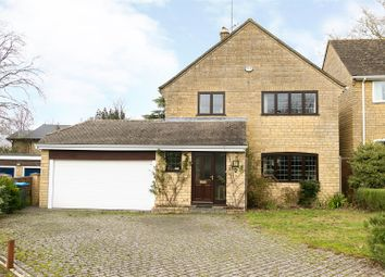 Thumbnail 4 bed detached house for sale in Wychwood Close, Charlbury, Chipping Norton