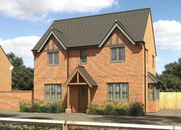 Thumbnail 3 bed detached house for sale in Plot 13, Chartist Edge, Staunton, Gloucester, Gloucestershire