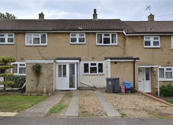 Thumbnail 2 bed terraced house for sale in Cleviscroft, Stevenage, Herts