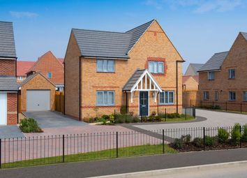 """Thumbnail 4 bed detached house for sale in """"Lincoln"""" at Michaels Drive, Corby"""